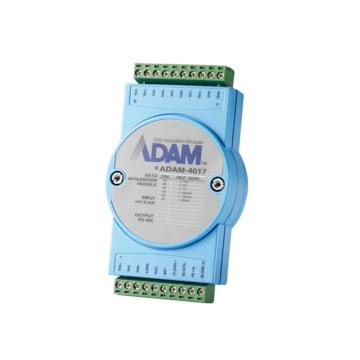 研华Advantech 分布式IO模块RS485,ADAM-4017-D2E