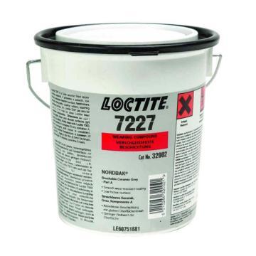 乐泰 陶瓷防腐涂层,7227,2kg/罐