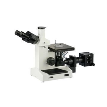 三目倒置金相显微镜,LWD200-4XC