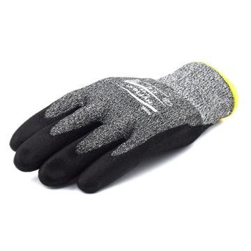 安思尔Ansell 掌部PU涂层5级防割手套,11-651-8