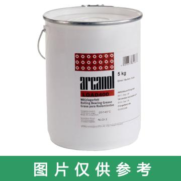 FAG 轴承润滑脂,ARCANOL-MULTITOP-5KG