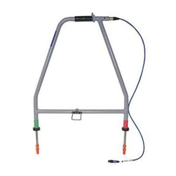 雷迪/Radiodetection 管線儀RD8100系列PDL適配,A字架