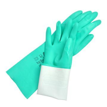 霍尼韦尔Honeywell 丁腈涂层手套,LA132G-10,无衬丁腈手套
