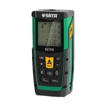 世达SATA 激光测距仪,80M,62705