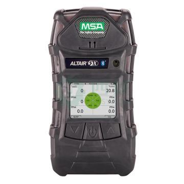 梅思安/MSA 天鹰5X便携式多种气体检测仪,LEL/O2/CO/H2S/NH3,彩屏,泵吸式,可充电