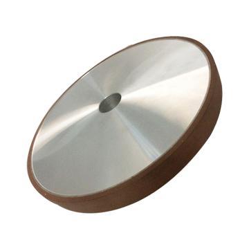白鸽 金属结合剂烧结金刚石平行砂轮,150目 外径80mm内径20mm厚10mm,环宽5mm,适合打磨陶瓷