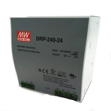 明纬MEANWELL 开关电源,DRP-240-24