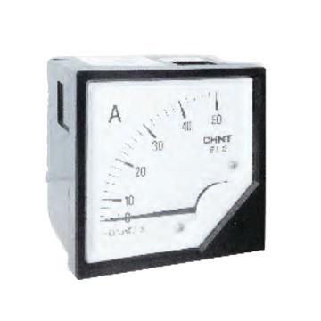 正泰CHINT 6L2-V 指针式电压表,6L2-V 450V 直通