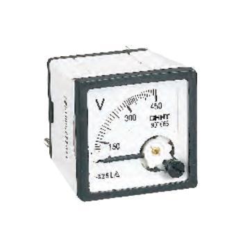 正泰CHINT 51T666-V系列交流电压表,51T666-V 450V 直通