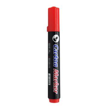 白金 記號筆,CPM-200 紅色,10支/盒 單位:盒(替代:ECU875)