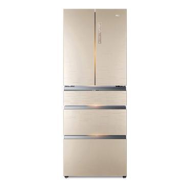 海尔 426升多开门风冷无霜变频电冰箱,BCD-426WDGBU1