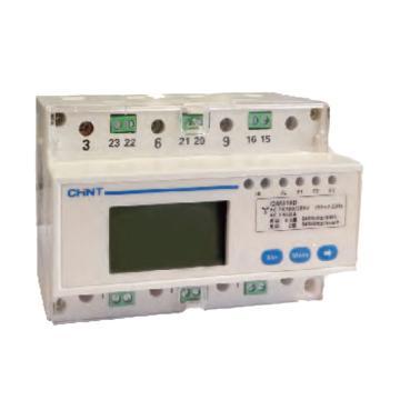 正泰CHINT DTSU系列三相四线导轨电表,DTSU666 3×220/380V 5(80)A
