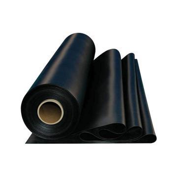 捷丰JF 优质阻燃氯丁胶板,宽1000*长11000*厚3.0mm 50KG/卷
