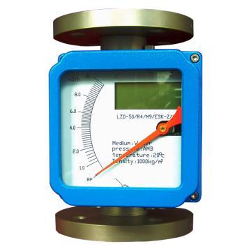 苏州三丰 远传浮(转)子流量计,LZD-Z100,DN100,1.6MPa,304材质,数显+电流输出,垂直安装
