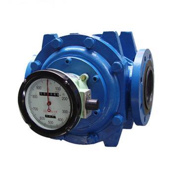 天維 腰輪(羅茨)流量計,LL-AL50.2,DN50,1.6MPa,鑄鐵材質 2.5-25m3/h