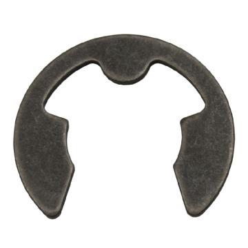 DIN6799开口挡圈,Φ1.2,黑色磷化,1000支/袋