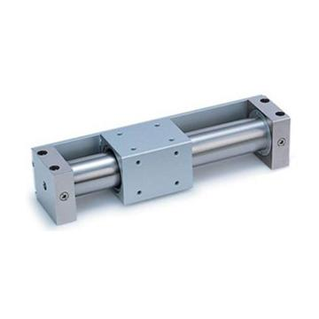 SMC 磁偶式無桿氣缸,直接安裝型,CY3R20-300