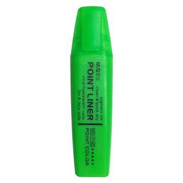 晨光 M&G 荧光笔,MG-2150 5.0mm (绿色),12支/盒 单位:盒(替代:MWW821)