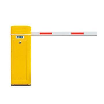 百勝 道閘機(標配兩個遙控器),閘桿長3米,3063中黃道閘X