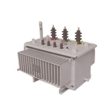 华亚 10KV三相油浸非晶合金变压器,SBH15-M-100KVA