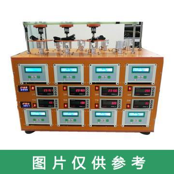 晶沛 冒式滑环寿命测试台,800*300*350 可程控