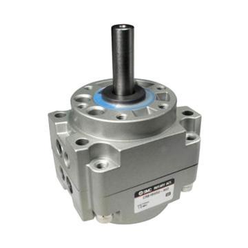 SMC 擺動氣缸,葉片式,CDRB1BW50-270S