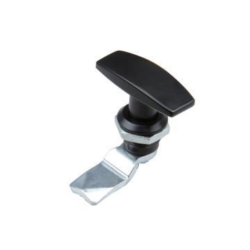 转舌锁 MS705-3U-1,黑色