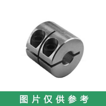 Ruland MWCL,加宽型一体式轴套,公制,碳钢,MWCL-10-F
