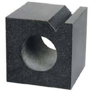 INSIZE 花岗岩方箱(带V型槽),200x200x200mm,4142-200