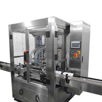 日富機械 多頭活塞式全自動灌裝機,飲料自動灌裝機,CGF-4L