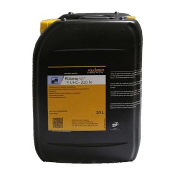 克鲁勃 齿轮油,KLU 4 UH1 220N,20L/桶