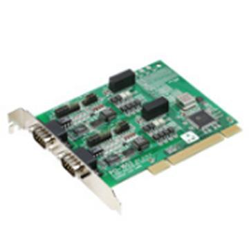 研华Advantech 2端口RS-232通用PCI串口卡,带隔离保护,PCI-1603-BE