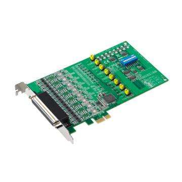 研华Advantech 8端口RS-232 PCIE串口卡,PCIE-1620A-BE