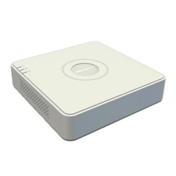 海康威视 4路硬盘录像机,1硬盘位,DS-7104N-SN/C(B)标配