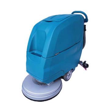 洁德美手推电瓶式洗地机,680B