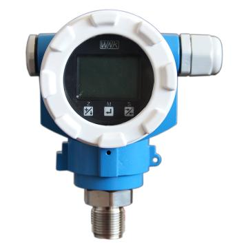 皖科 高精度压力变送器,WNK59AALA1U22GA3AA,0-10MPa外螺纹G1/2 4-20mA防腐膜片LCD
