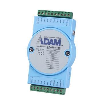 研华Advantech 分布式IO模块RS485,ADAM-4118-AE