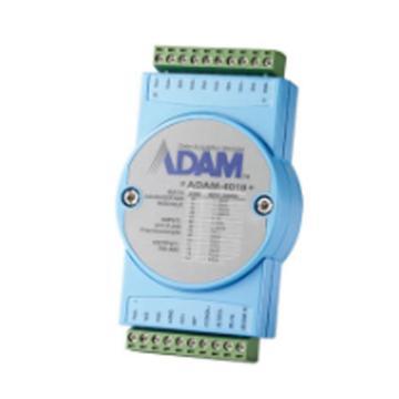 研华Advantech 分布式IO模块RS485,ADAM-4018+-BE