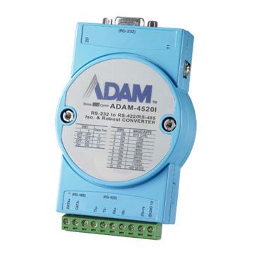研华Advantech 中继器转换器,ADAM-4520I-AE