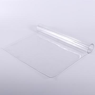 華東軟玻璃,透明無色600mmx800mmx1mm