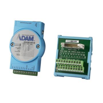 研华Advantech 智能型以太网IO模块,ADAM-6018-BE