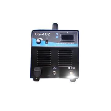 勁峰內置氣泵等離子切割機,LG-40,220V,切割厚度8mm,配割槍帶10米線