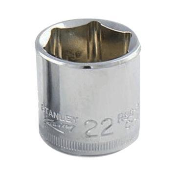 史丹利套筒,六角 10mm系列 公制19mm,86-314-1-22