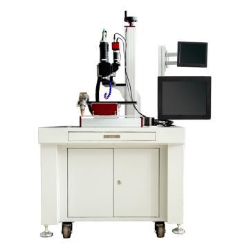 珊達激光 手持+工裝光纖激光焊接機,500W,SDX-AB 500W
