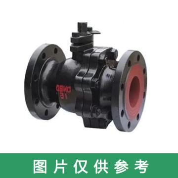 西域推薦 鑄鐵法蘭球閥,Q41F-16,DN50