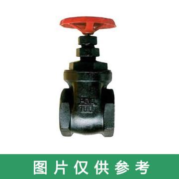 西域推薦 鑄鐵絲口閘閥,Z15T-16,DN25(原型號Z15T-10,DN25升級替代)