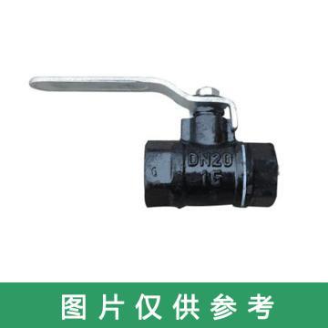 西域推薦 鑄鐵絲口球閥,Q11F-16,DN40