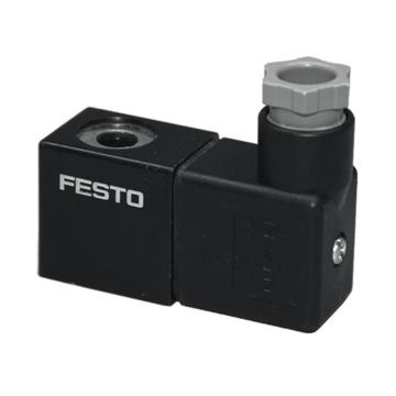 费斯托FESTO 电磁线圈,MSFW-110-50/60,6720
