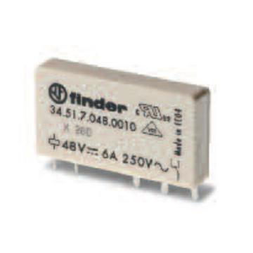 Finder 34系列继电器,34.51.7.024.0010