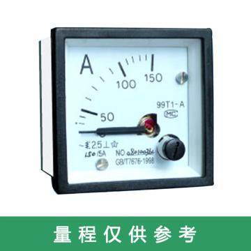 8113820北京自动化/BZK 频率表,61L14-HZ 2.5级45-55HZ